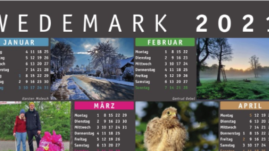 SPD Kalender 2021