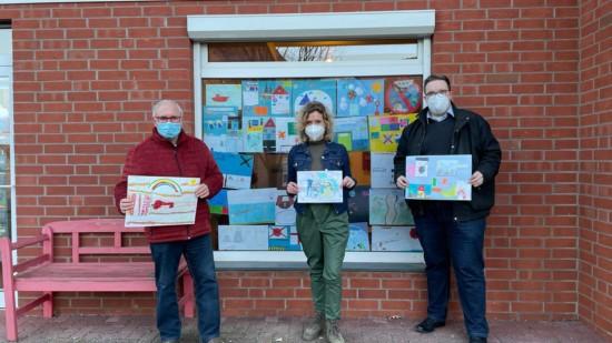 Kindermalwettbewerb Kinder malen ihre Zukunft