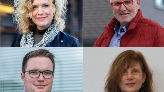 SPD-Wedemark schickt ihr Team für die Region