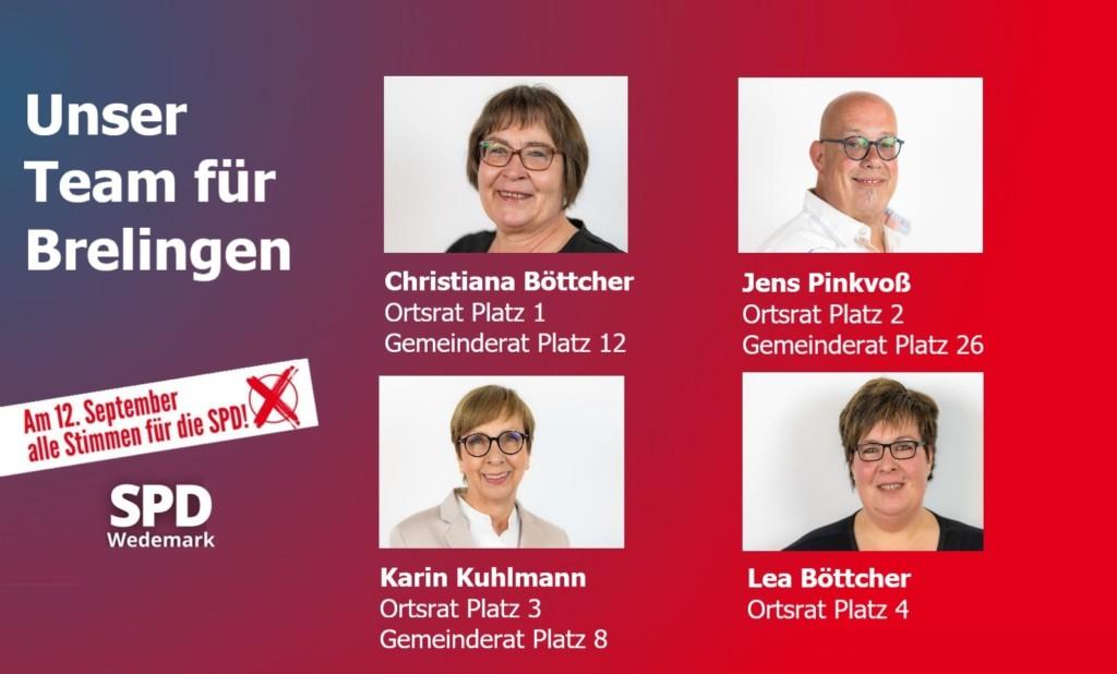 SPD Brelingen