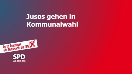 Jusos gehen in Kommunalwahl